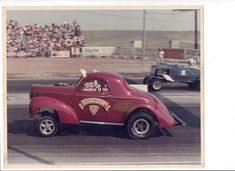 History Drag cars in motion.......picture thread. - THE H.A.M.B.