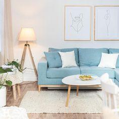 Love Seat, Couch, Instagram, Furniture, Home Decor, Bedroom, Living Room, Elegant Dining Room, Pastel Colors