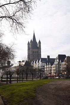 Köln (Cologne) // Germany