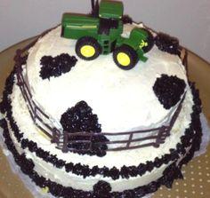 My Cow Farm Cake