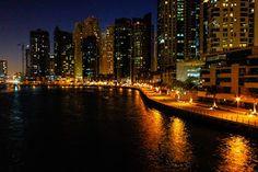 Dubai Marina by Rahul Bakshi - Dubai Marina Click on the image to enlarge.