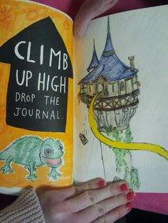 112 best wreck this journal ideas inspiration images on pinterest rapunzel wreck this journal solutioingenieria Images