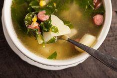 Rýchla kelová polievka s párkom | Recepty.sk