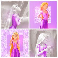 Princess Colour + Purple & Pink | We Heart It