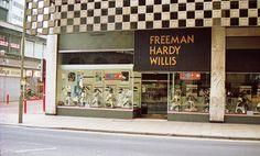 Freeman Hardy & Willis