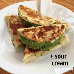 These Healthy Avocado Quesadillas Will Be Your New Favorite Lunch