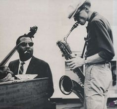 Thelonious Monk & Gerry Mulligan