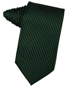 Hunter Venetian Necktie