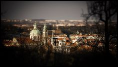Prague... by Václav Verner | http://www.iconhotel.eu/en/contact/location