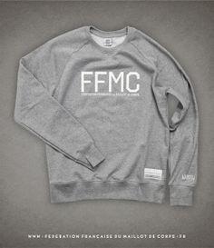 La Federation Française du Maillot de Corps: Sweater LA FEDE GYMNASTIQUE #1