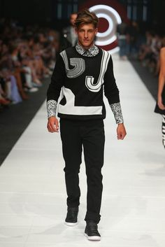 Jean-Paul Gaultier for Target Fashion Show