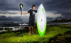 Benoit Carpentier Signs with SUP Sup Paddle Board, Sup Stand Up Paddle, Web Design, Surf Gear, Sup Surf, Team Pictures, Design Graphique, Paddle Boarding, Surfboard