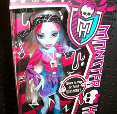 Abbey Monster High doll