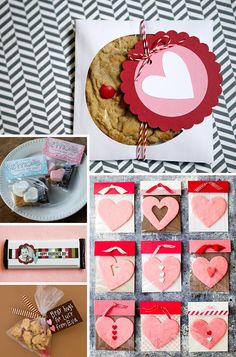 Sharing the Love: 50 Ideas for Making Your Own Valentines – design finch  I especially like the idea of giving out cookies in cd sleeves.