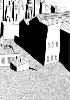 Illustration by Sarah Kläpp http://www.sardeller.se/