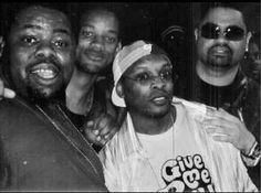 Biz Markie, Heavy D, Jazzy Jeff & The Fresh Prince