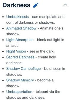 Could be how some of Anima's powers would be like… Darkness powers. Could be how some of Anima's powers would be like… Book Writing Tips, Creative Writing Prompts, Writing Words, Writing Resources, Writing Help, Writing Skills, Writing Ideas, Quotes About Writing, Writing Inspiration Prompts