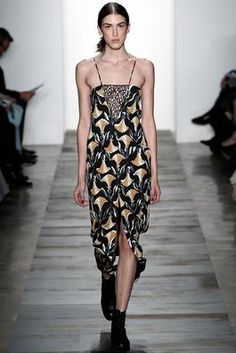 Wes Gordon Fall 2015 Ready-to-Wear Fashion Show: Complete Collection - Style.com