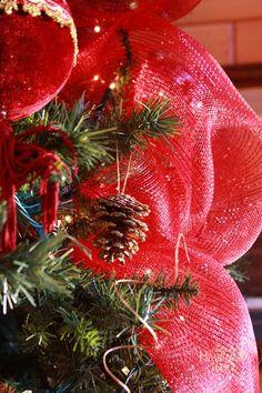 Oh Christmas tree...at Harpole's Heartland Lodge