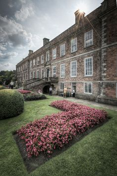 Erddig Hall - Wrexham, Wales