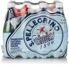 S.Pellegrino Sparkling Natural Mineral Water, 16.9 fl oz. (12 Count) -- Read more at the image link.