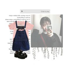 """""""Bubble Tea   with Minju"""" by harinmarin ❤ liked on Polyvore featuring Chicnova Fashion"""