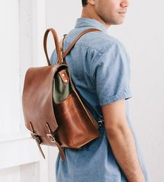 Leather-canvas-messenger-backpack-qp-1414082729