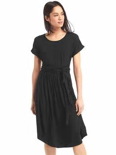 Cool Gap Women's Spring 2017 Black Short Sleeve Front Tie Dress Size S NWT 2017-2018 Check more at http://fashion-look.top/product/gap-womens-spring-2017-black-short-sleeve-front-tie-dress-size-s-nwt-2017-2018/