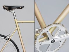 Limited-Edition, Designer Bicycles by Tokyobike » Retail Design Blog