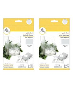 This Plastic 12-Sheet Adhesive Set is perfect! #zulilyfinds