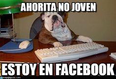 Ahorita no joven - Dog boss meme (http://www.memegen.es/meme/jv14wy)