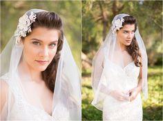 Romantic Styled Bridal Shoot at Oso Creek Trail