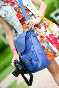 Epihanie Camera bag review by Place of My Taste
