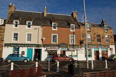 Anstruther, Fife & Kinross, Scotland. i want to live here