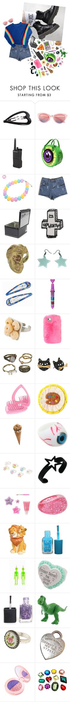"""""""I don't want you to say anything"""" by queenofrocknroll ❤ liked on Polyvore featuring Forever 21, Chicnova Fashion, Motorola, Sourpuss, ODD FUTURE, Yunus & Eliza, Polaroid, Mudd, Betsey Johnson and claire's"""