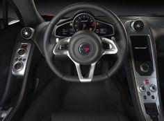 McLaren Unveils MP4-12C: 600 HP V8, 1.6 GHz Intel Atom, Runs Windows sterling wheel
