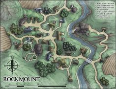31 Ideas For Fantasy Landscape Village City Maps Fantasy City Map, Fantasy Town, Fantasy Village, Fantasy World Map, Village Map, Rpg Map, Map Maker, Dungeons And Dragons Homebrew, Dungeon Maps