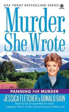 Panning For Murder - A fun read. I like reading something relaxing in the evening and this one of the better written ones.