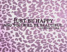Adriana Lima quote