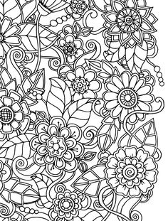 Beautiful Busy Coloring Pages For Adults Upload Mas Find This Pin And More