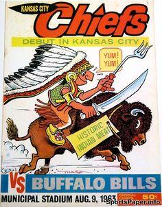 Kansas City Chiefs Football, School Football, Nfl Football Helmets, American Football League, Sports Art, Sports Logos, Vintage Football, Buffalo Bills, Porto