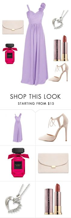 homecoming dress, by lavender868686 on Polyvore featuring Charlotte Russe, Mansur Gavriel, Urban Decay and Homecoming