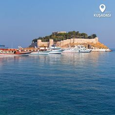 """Kuşadası, literally means """"Birds Island"""" and is one of the most beautiful destinations on the Turkish Riviera. If you wish to joy history, culture and beautiful Aegean sea, Kuşadası will be a perfect choice!"""