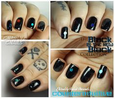 Counterintuitive on Gnarly Gnails