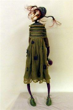Авторские коллекционные куклы (не шарнирные) - Фorum RISE-N-FALL