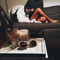Never leave your oval sunglasses :) Find your oval sunglasses at http://www.smartbuyglasses.co.uk/designer-sunglasses/general/-Women-Oval---------------------?utm_source=pinterest&utm_medium=social&utm_campaign=PT post