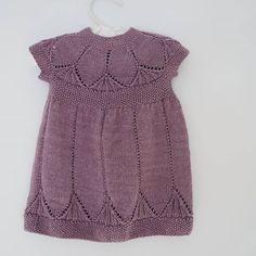 Clarakjolen 💜 _______________ #clarakjole #clarakjolen #sandnesgarn #sandnesgarnalpakkasilke #alpakkasilke #alpaca #strikkekjole #babykjole #babygirl #strikkakjole #babystrikk #følgstrikkere #strikktiljente #strikktilbaby #strikktilbarn Instagram Posts, Dresses, Fashion, Bebe, Vestidos, Moda, Fashion Styles, Dress, Fashion Illustrations