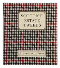 Scottish Estate Tweeds Book