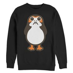 #Christmas Additional tips Star Wars The Last Jedi Men's Porg Cartoon Black Sweatshirt for Christmas Gifts Idea Shop Online . Any time buying a Christmas  presents, no matter what if it's intended for your ex — often there is in which pal, colliege or perhaps family member. Although perhaps on in which, finding good presen...