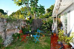 Yard / Garden in Kansas Ave, Santa Monica, CA. #outside #decor